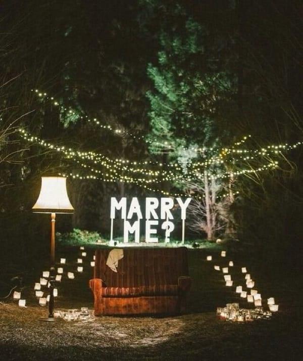 Pedir Matrimonio Ideas Creativas Y Originales De Pedir