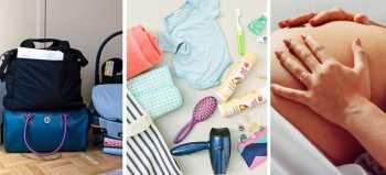 Productos que debes de llevar al hospital