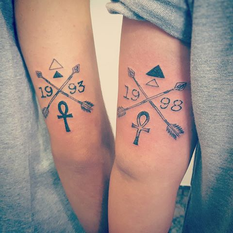 20 Increíbles Diseños E Ideas Para Tatuajes De Hermanos