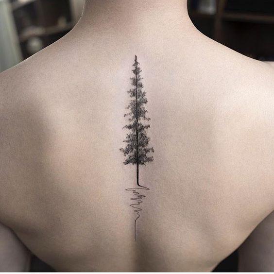 Tatuajes Frases Espalda Great Frases Para Tatuajes Para Mujeres En