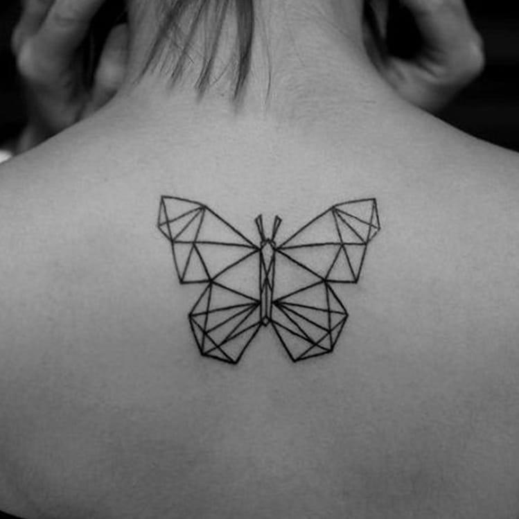 Tatuajes De Mariposa Para Chicas Que Empiezan Una Nueva Etapa