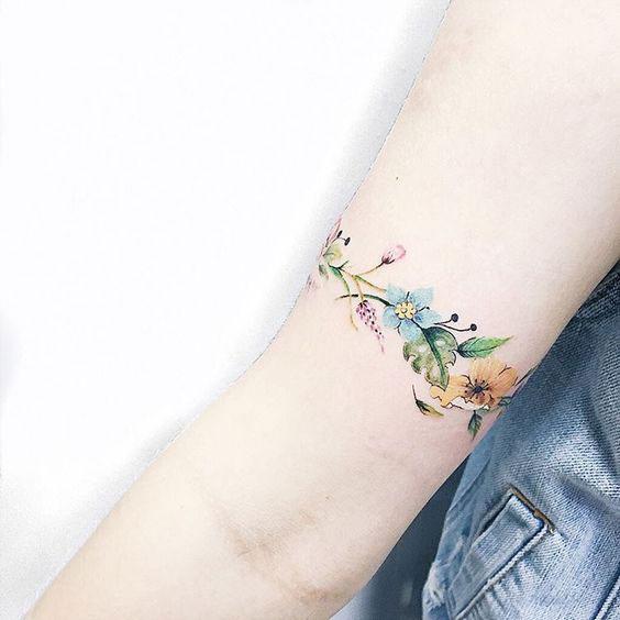 10 Increíbles Tatuajes En El Brazo Que Todas Las Mujeres Lucen Bien