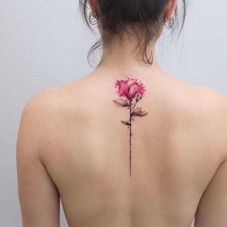 10 Tatuajes De Flores Que Te Harán Ver Más Femenina Mujer De 10