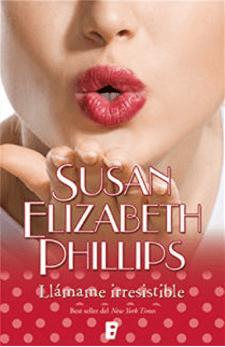 Llámame Portada de Llámame irresistible, Susan E Phillips