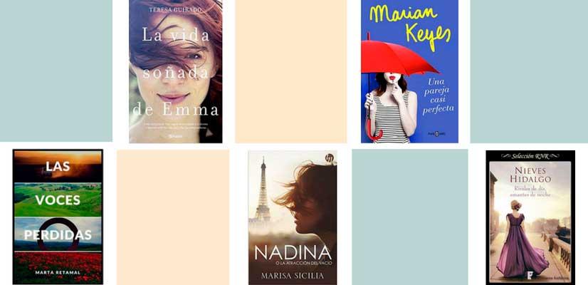 5 novelas de amor en verano
