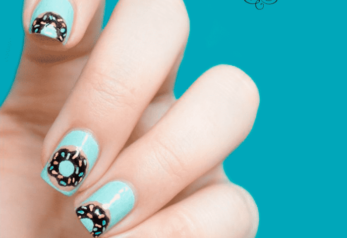 150 Diseños De Uñas Para Niñas Faciles Y Bonitos 2019