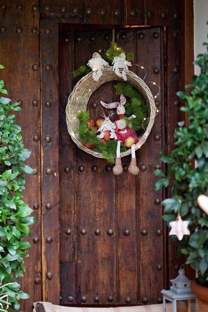 Decoracin Navidea 103 Ideas sobre Decoracin de Navidad
