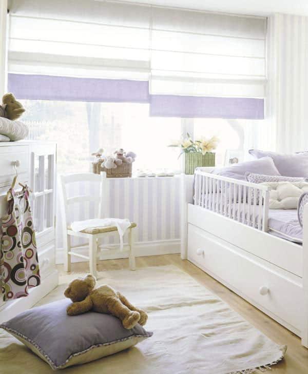 20 estilos e ideas para decorar la habitacin del beb