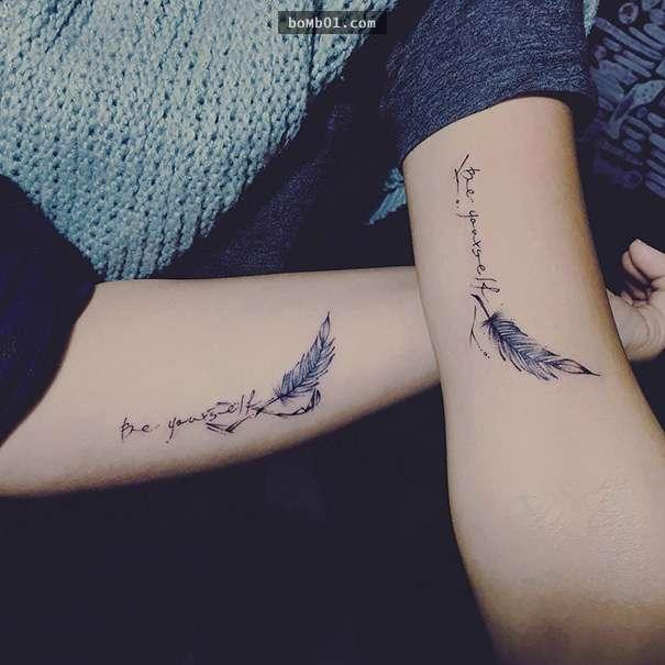 Ideas De Tatuajes Para Hermanas Delicados Pequeños Y Originales