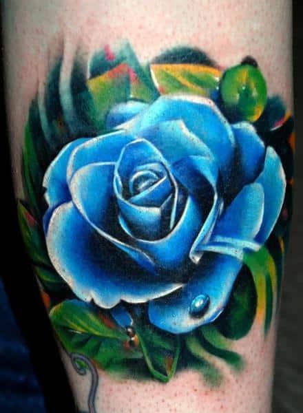 Tatuajes De Rosas Y Todos Sus Significados Mujeres Femeninas