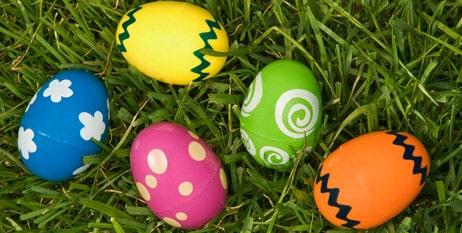Cmo hacer Huevos de Pascua de Chocolate Caseros Facil y rapido