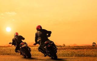 Cuáles son las características de las motos más seguras