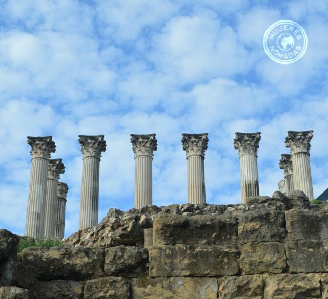 Restos templo romano