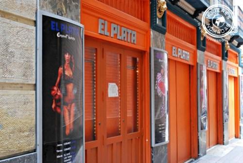 El Plata ( El Tubo de Zaragoza)