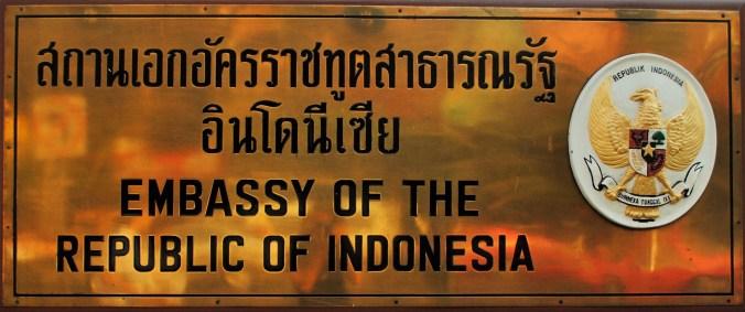 Embajada de Indonesia en Bangkok