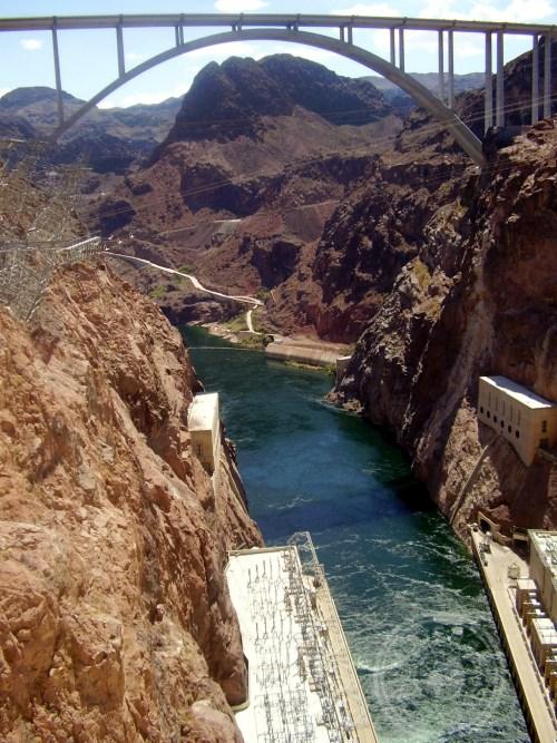 Hoover Dam (Presa Hoover)