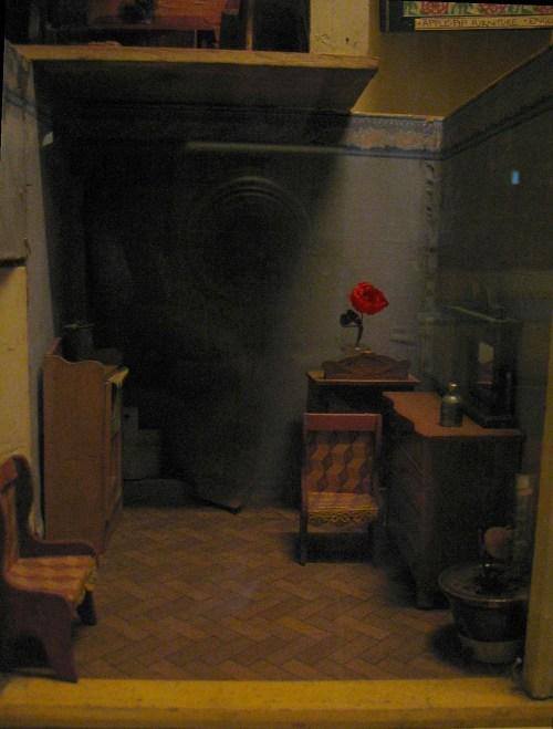 Triste casa de muñecas noruegas