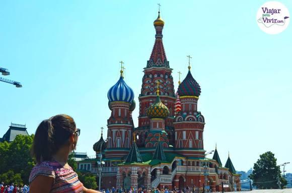 CAtedral de St Basil.Moscú