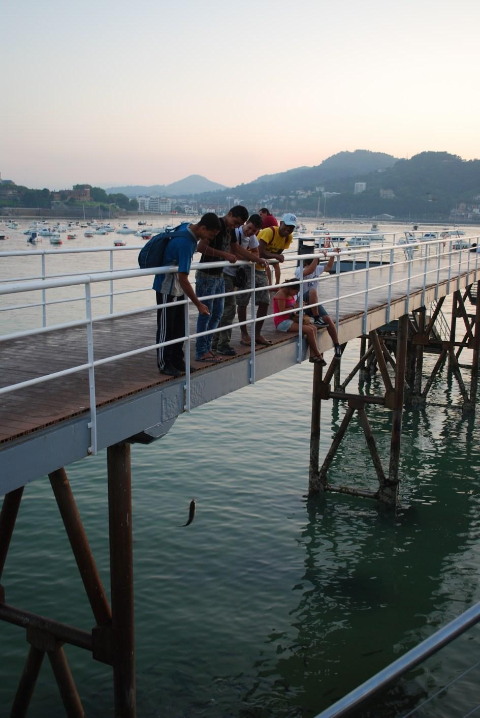El Embarcadero de San Sebastián