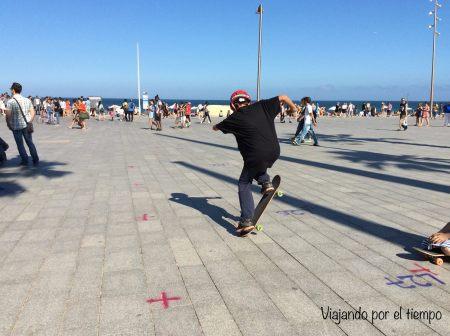 Clases de skate board en Barcelona