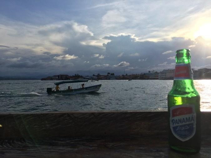 Vista de Bocas desde Carenero