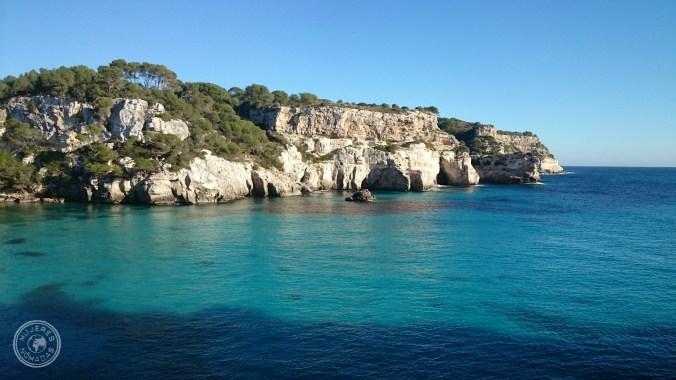 Cala Turqueta - Menorca.