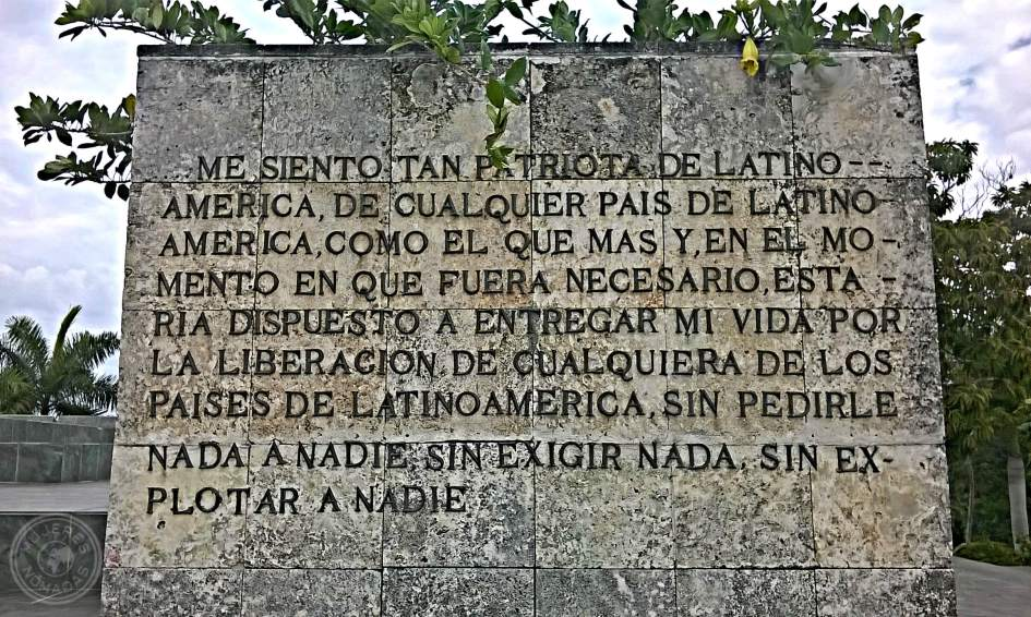 Escrito del Comandante Che Guevara
