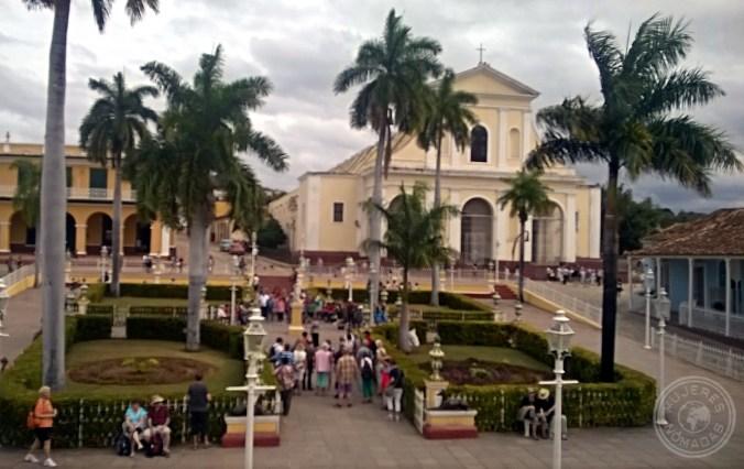 La Plaza Mayor o Plaza de los Perros.