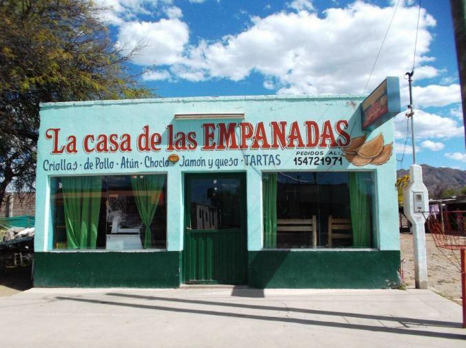 Pueblo en el noroeste de Argentina