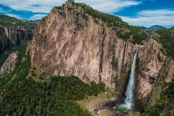 Cascada de Basaseachi.