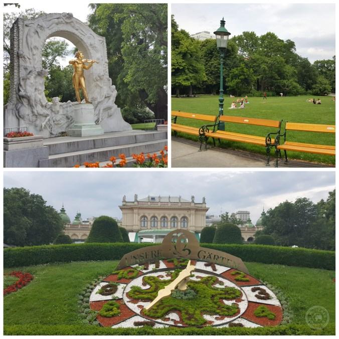 Parque Stadtpark.