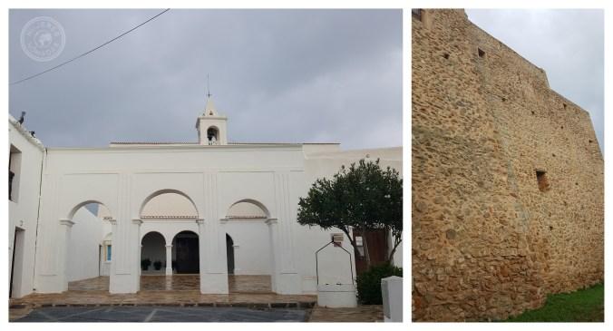 Iglesia fortificada de St. Miquel