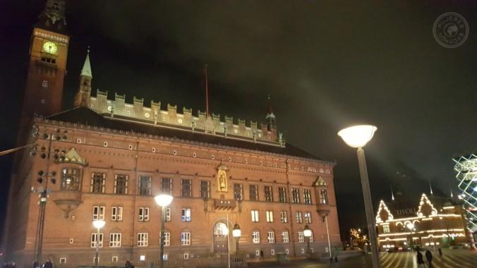 La Plaza del Ayuntamiento o Radhuspladsen.