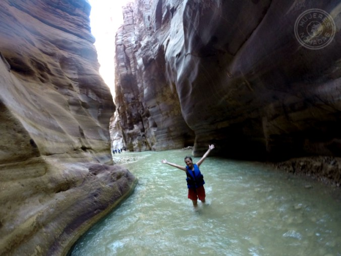 ¡A disfrutar del Siq Trail!