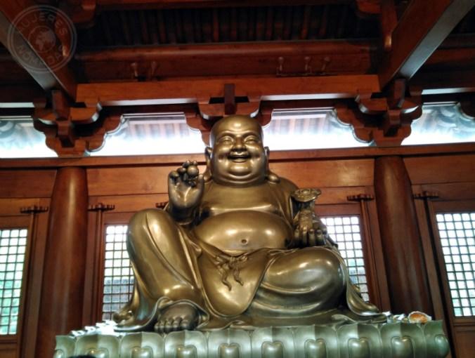 ¡El Buda más grande del país!