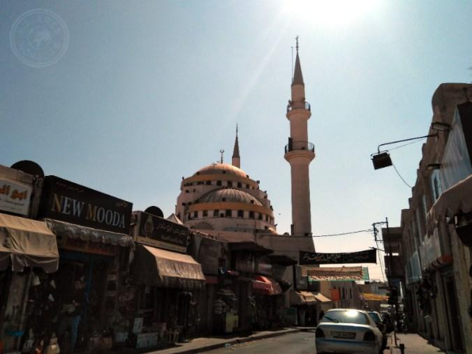 La increíble mezquita de Mádaba.