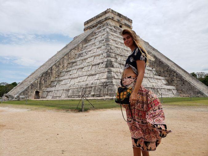 Chichen Itzá, México