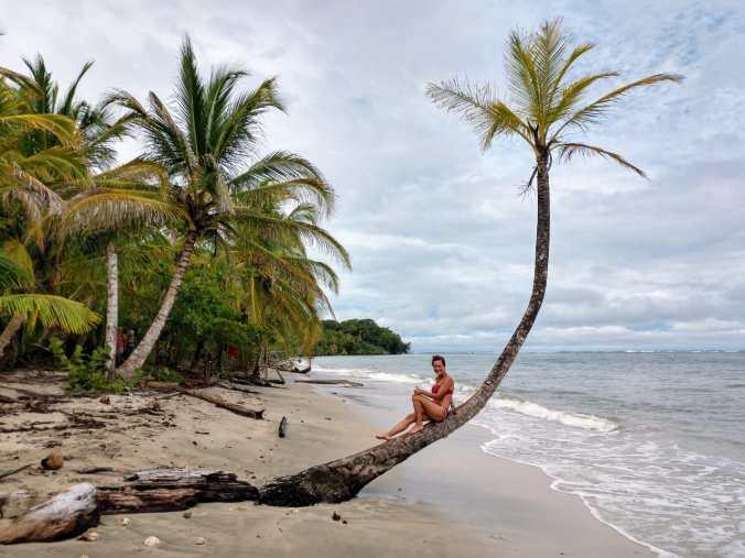 Parque Nacional Cahuita. Costa Rica.