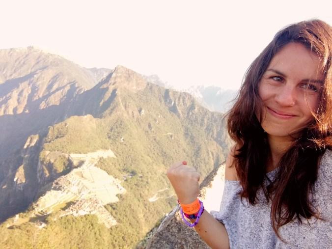 Wayna Picchu. Perú.