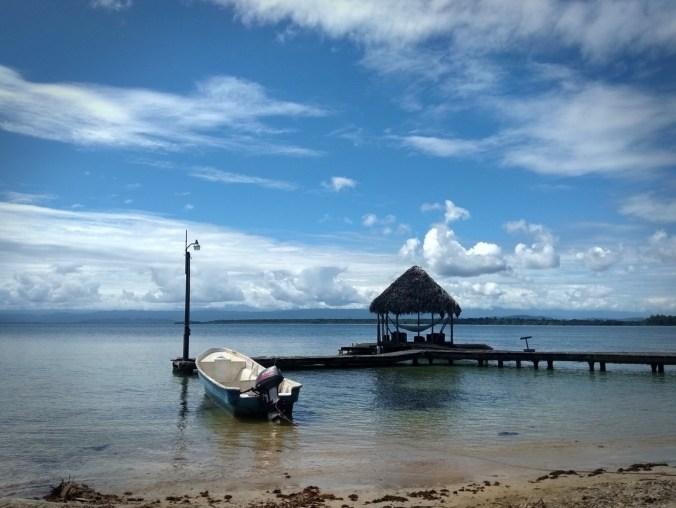 Panamá. Boca del Drago.