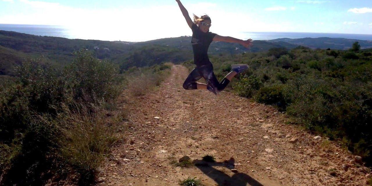 Ruta Trail running Sitges. Mas Alba por Pota de Cavall y Sant Pere de Ribes