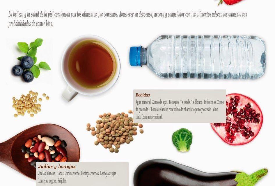 La dieta con efecto antiaging