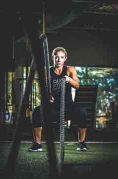 mujer crossfit blog fitness