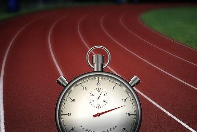 running mejorar los tiempos