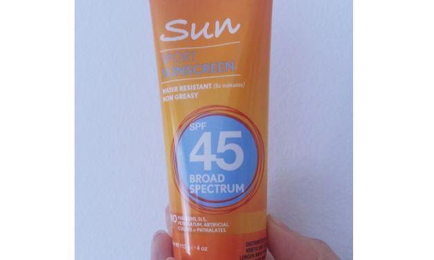 #Finalizado Sorteo Jason Protector solar deporte SPF 45
