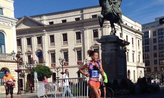 La Media Maratón en Burgos. El calor y las largas distancias by Jimena Martín