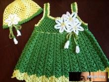 Vestido manzanilla