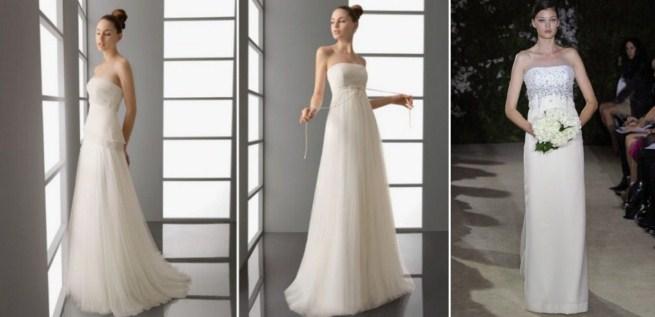 Vestido para una boda civil