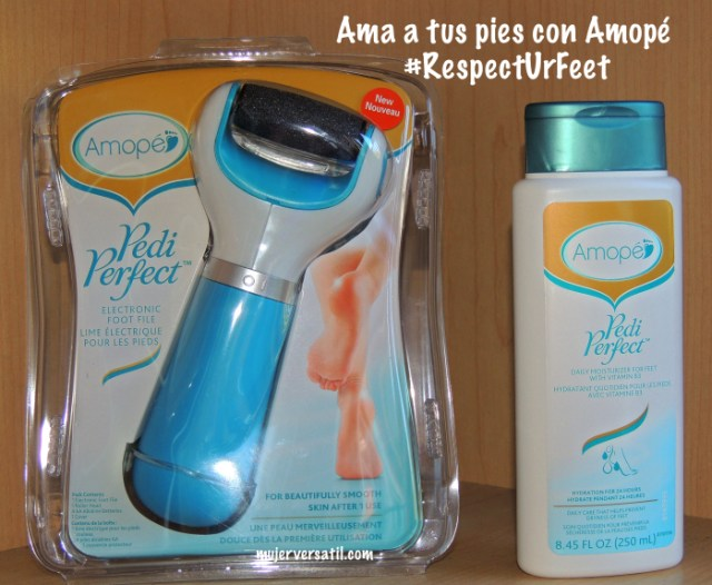 Amopé Pedi Perfect™