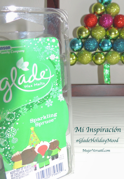 Glade® Wax Melts Sparkling Spruce™